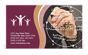 0000075499 Business Card Template