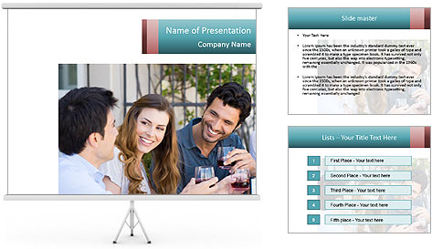 0000075507 PowerPoint Template