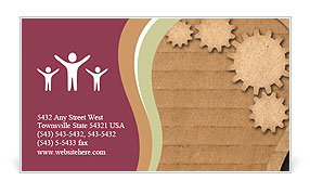 0000075508 Business Card Template