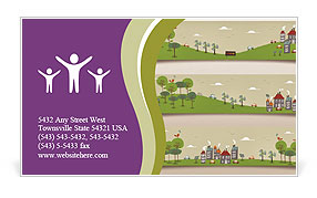 0000075515 Business Card Template
