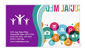 0000075517 Business Card Template