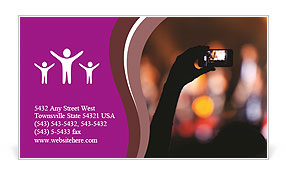 0000075539 Business Card Template