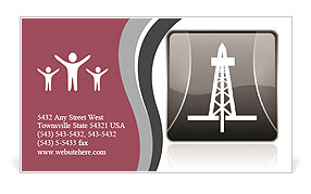 0000075551 Business Card Template