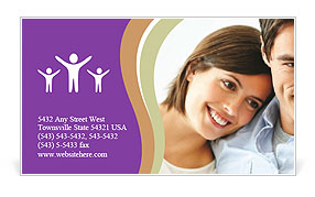 0000075574 Business Card Template