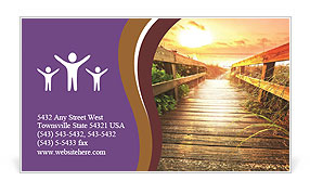 0000075591 Business Card Template