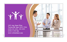 0000075603 Business Card Template