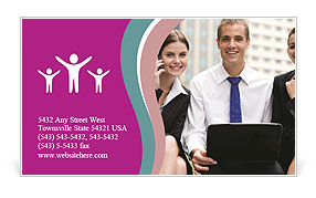 0000075609 Business Card Template