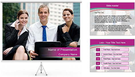 0000075609 PowerPoint Template