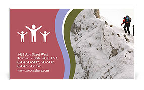 0000075643 Business Card Template