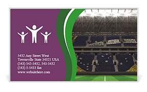 0000075648 Business Card Template