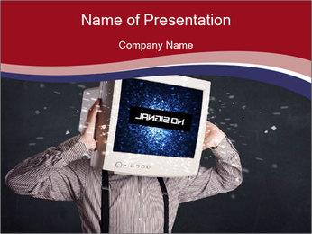 0000075663 PowerPoint Templates - Slide 1