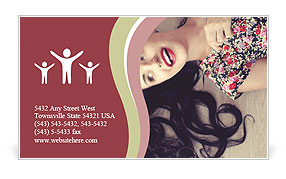0000075671 Business Card Template