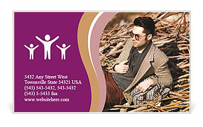 0000075688 Business Card Template