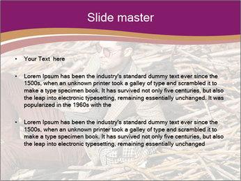 0000075688 PowerPoint Templates - Slide 2