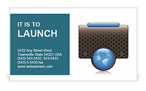 0000075704 Business Card Template