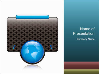 0000075704 PowerPoint Template - Slide 1
