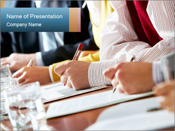0000075709 PowerPoint Template - Slide 1