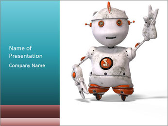0000075712 PowerPoint Template - Slide 1