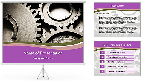 0000075734 PowerPoint Template