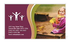 0000075747 Business Card Template