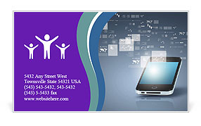 0000075750 Business Card Template