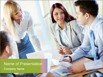 0000075753 PowerPoint Template - Slide 1