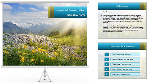 0000075764 PowerPoint Template