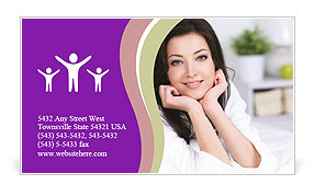 0000075766 Business Card Template