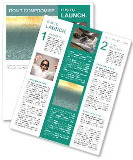 0000075771 Newsletter Template