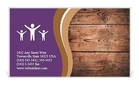 0000075781 Business Card Template