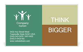 0000075789 Business Card Template