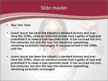 0000075803 PowerPoint Templates - Slide 2