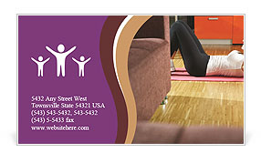 0000075805 Business Card Template