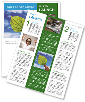 0000075806 Newsletter Templates