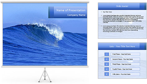 0000075809 PowerPoint Template