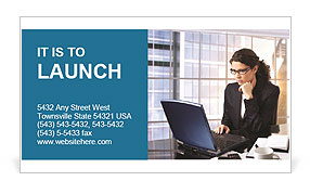 0000075811 Business Card Template