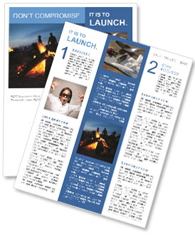 0000075814 Newsletter Template