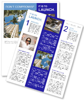 0000075844 Newsletter Templates