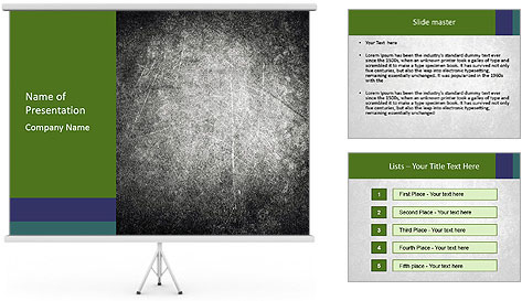 0000075854 PowerPoint Template