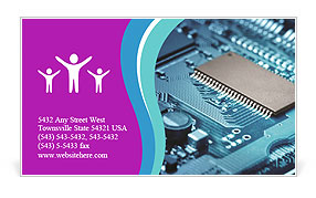 0000075858 Business Card Template