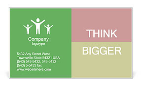 0000075861 Business Card Template