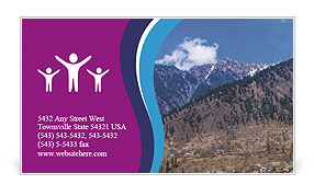 0000075875 Business Card Template