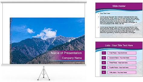 0000075875 PowerPoint Template