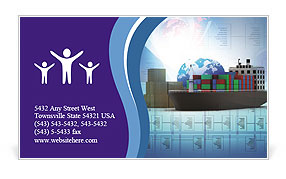 0000075904 Business Card Template