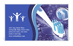 0000075923 Business Card Template