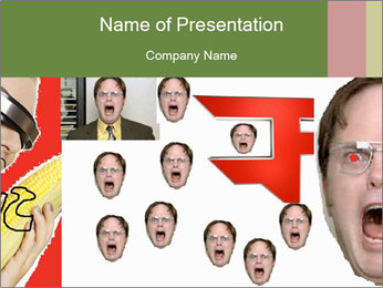 0000075925 PowerPoint Template - Slide 1