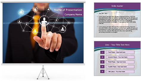 0000075926 PowerPoint Template