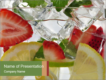 0000075950 PowerPoint Template - Slide 1