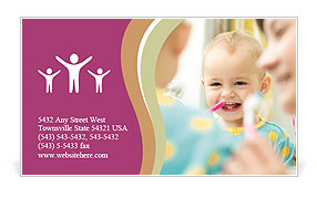 0000075959 Business Card Template