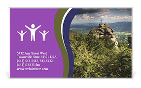 0000075962 Business Card Template
